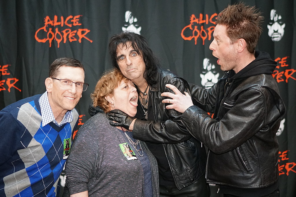 Alice Cooper Choked My Mom (…and She Liked It)