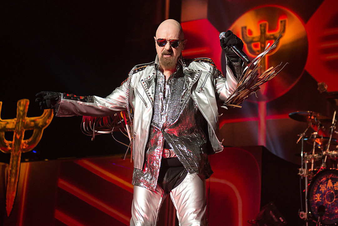 Judas Priest Roll With the Changes at New York 'Firepower' Show