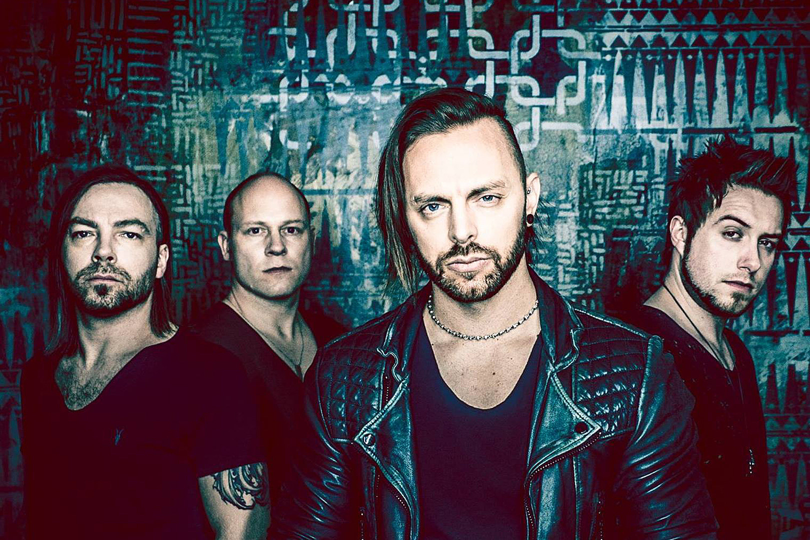 Bullet for My Valentine Move on From the Darkness in 'Over It' Video