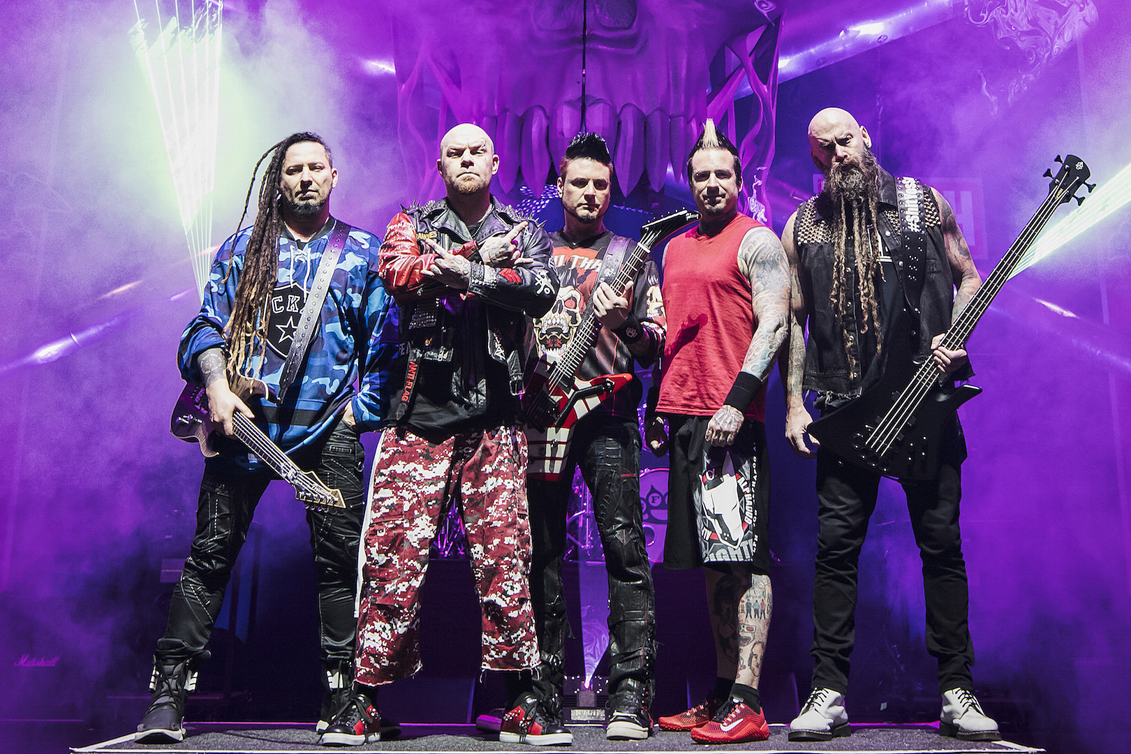 Five Finger Death Punch Reveal Moving Fallen Police Officer-Inspired 'When the Seasons Change' Video