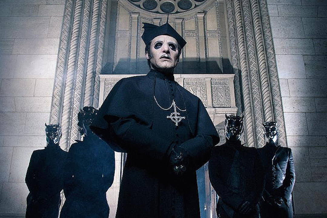 Ghost's Tobias Forge Plots Collaborative Project That Takes 'Many Stars Aligning'
