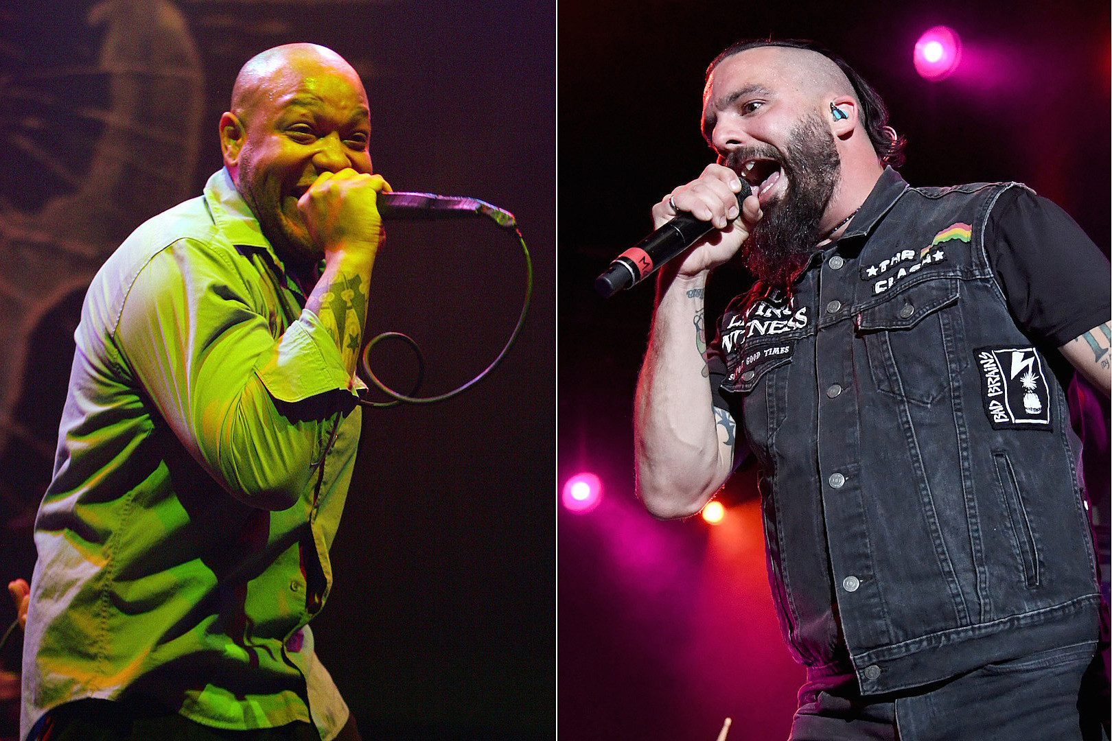 Jesse Leach on New Killswitch Engage Song With Howard Jones: 'It's a Real Heavy S–t-Kicker'