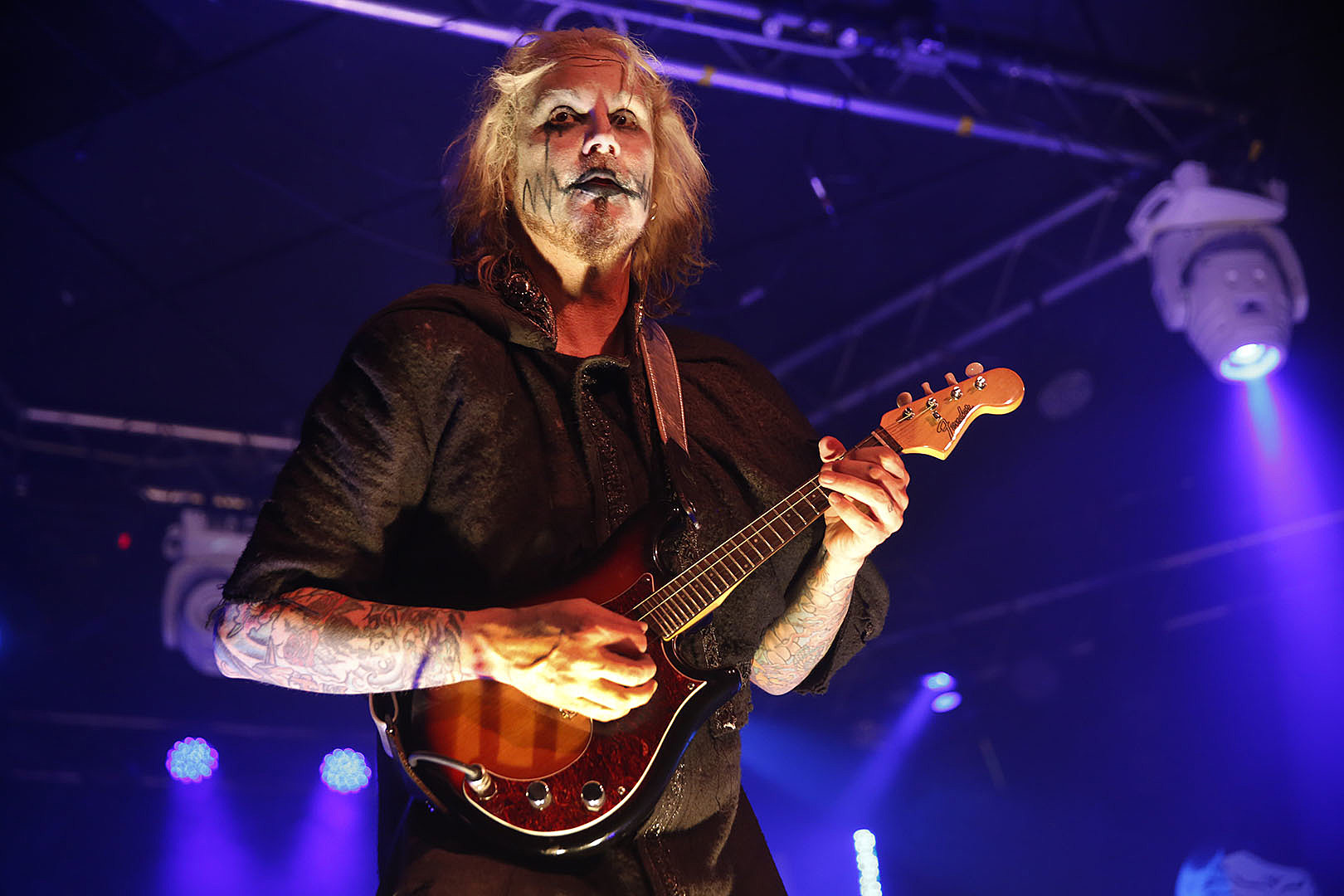 John 5 Slayer Is Chaos That Crosses Generations