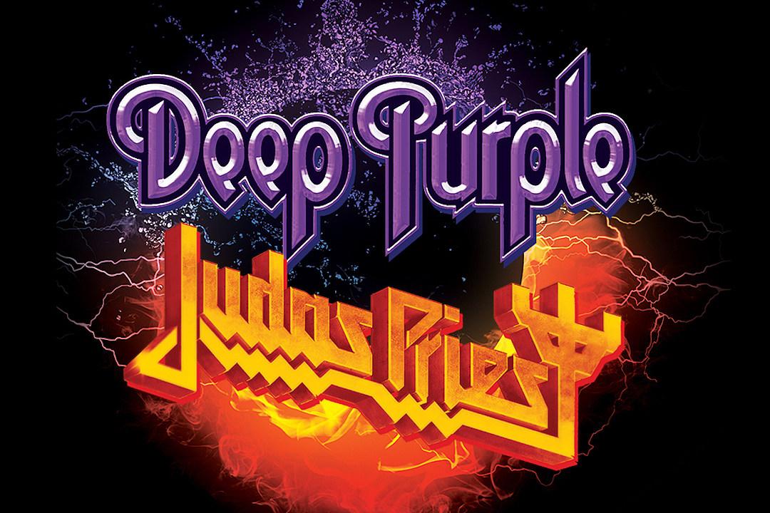 Deep Purple + Judas Priest Announce Co-Headlining North American Tour