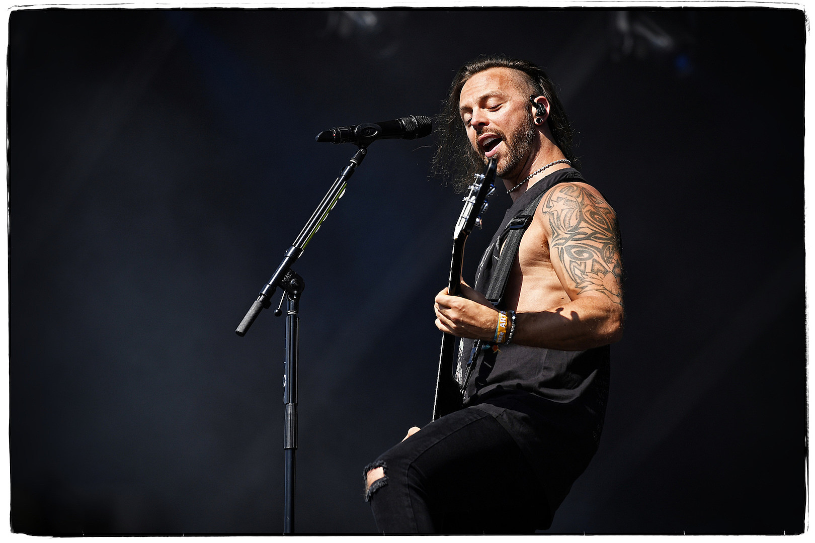 Bullet for My Valentine's Matt Tuck Would Like to See Metallica Cover Their Music