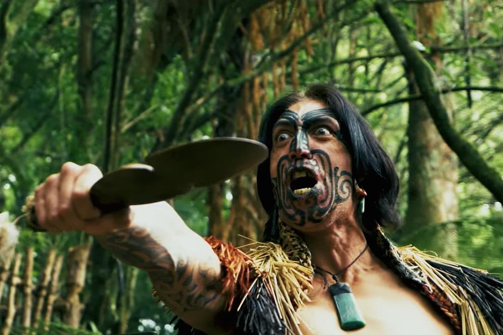 Glamorous Maori Krieger Collection Of
