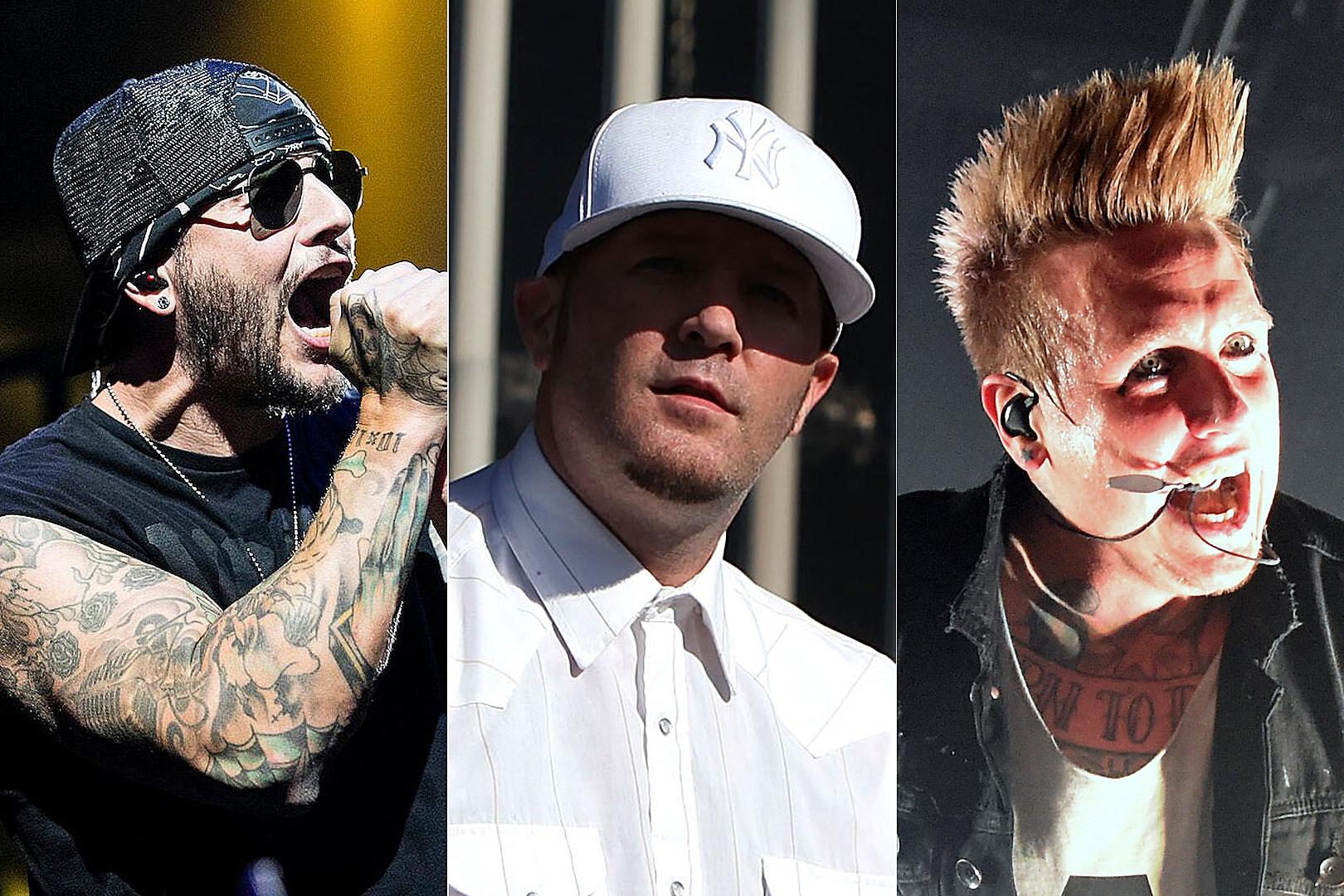 Avenged Sevenfold Limp Bizkit Lead 2018 Rock Allegiance Festival