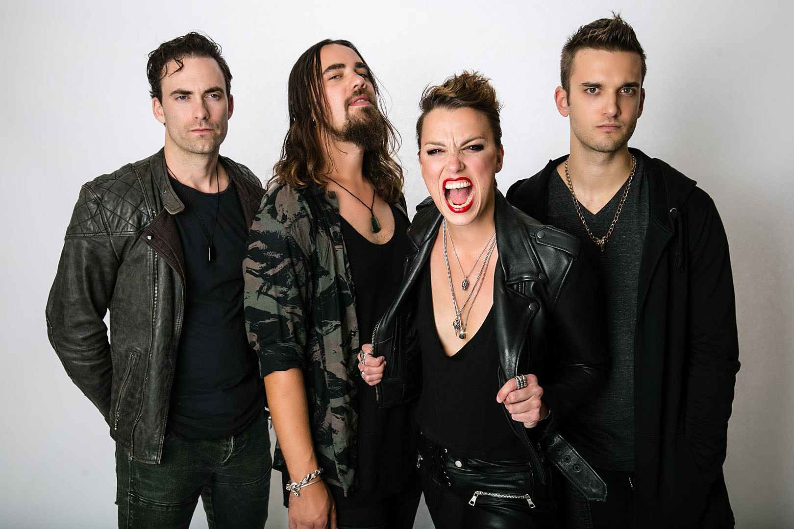 Halestorm Guitarist: 'If Music Was a City, Rock Would Be Down in the Ghetto'