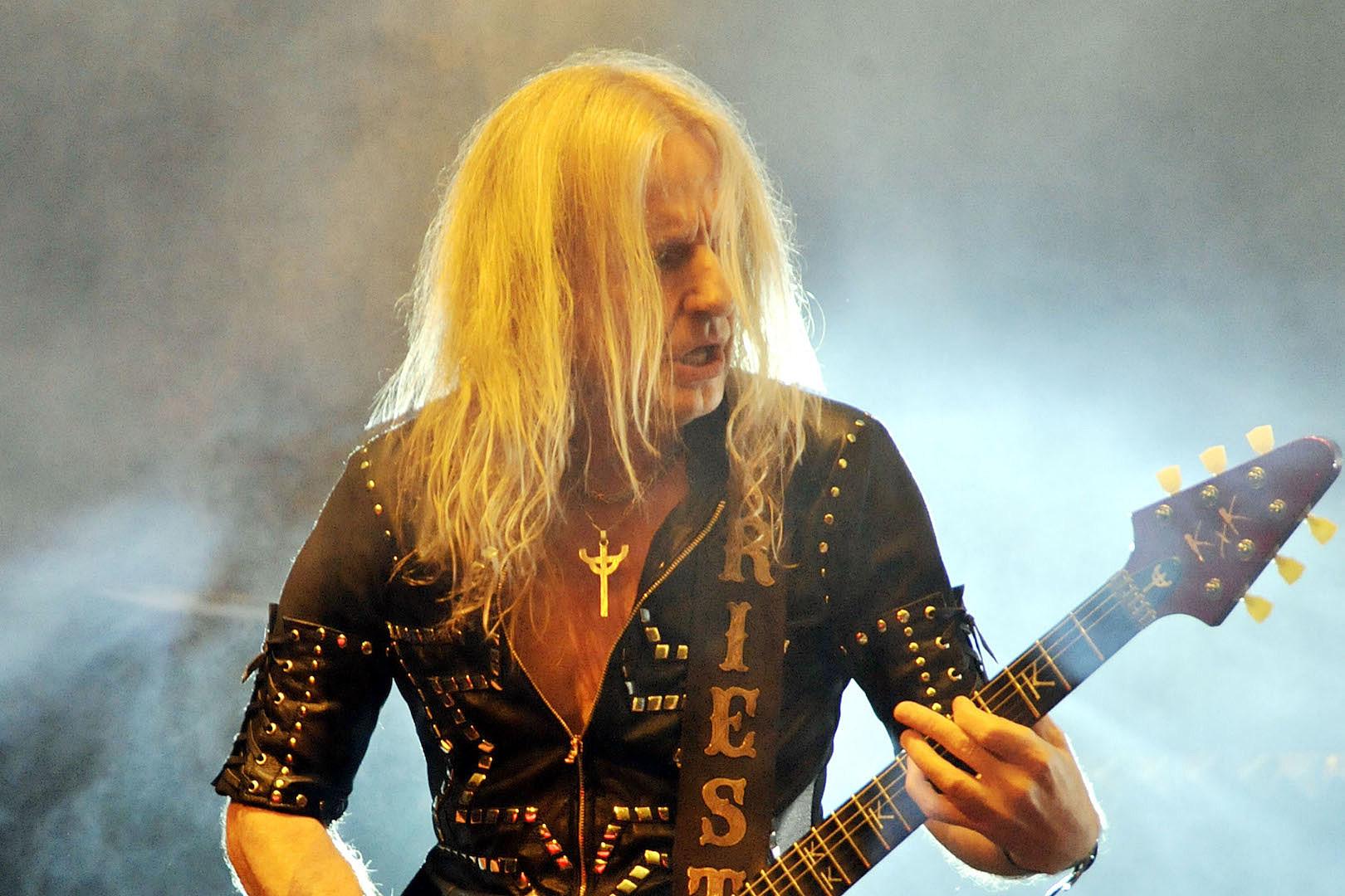 K.K. Downing Starts Band With Former Judas Priest Members, KK's Priest