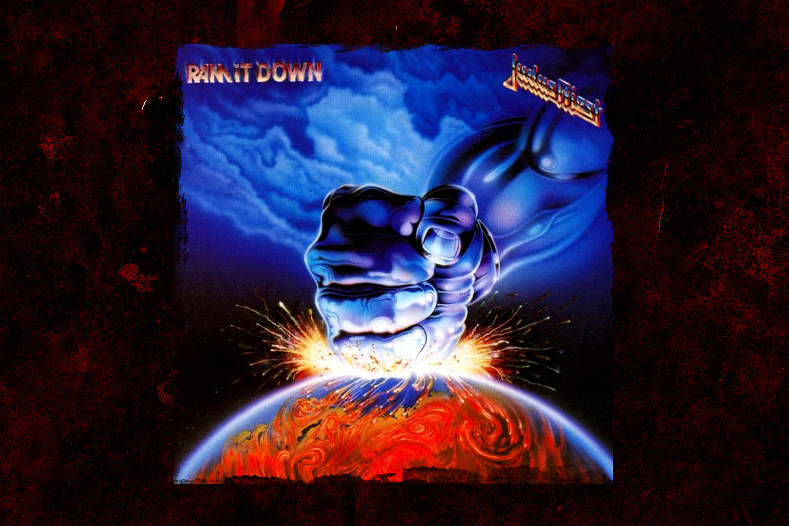 31 Years Ago: Judas Priest Flash Metal Form on Experimental 'Ram It Down'