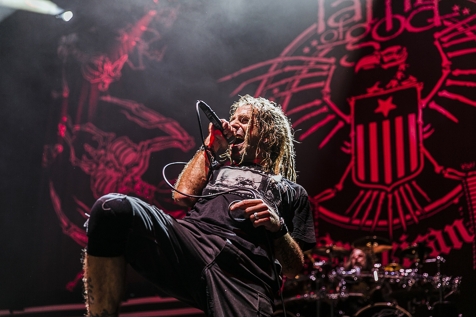 Lamb of God's Randy Blythe: 'There's Nothing Romantic' About Losing Your Life to Drugs + Alcohol