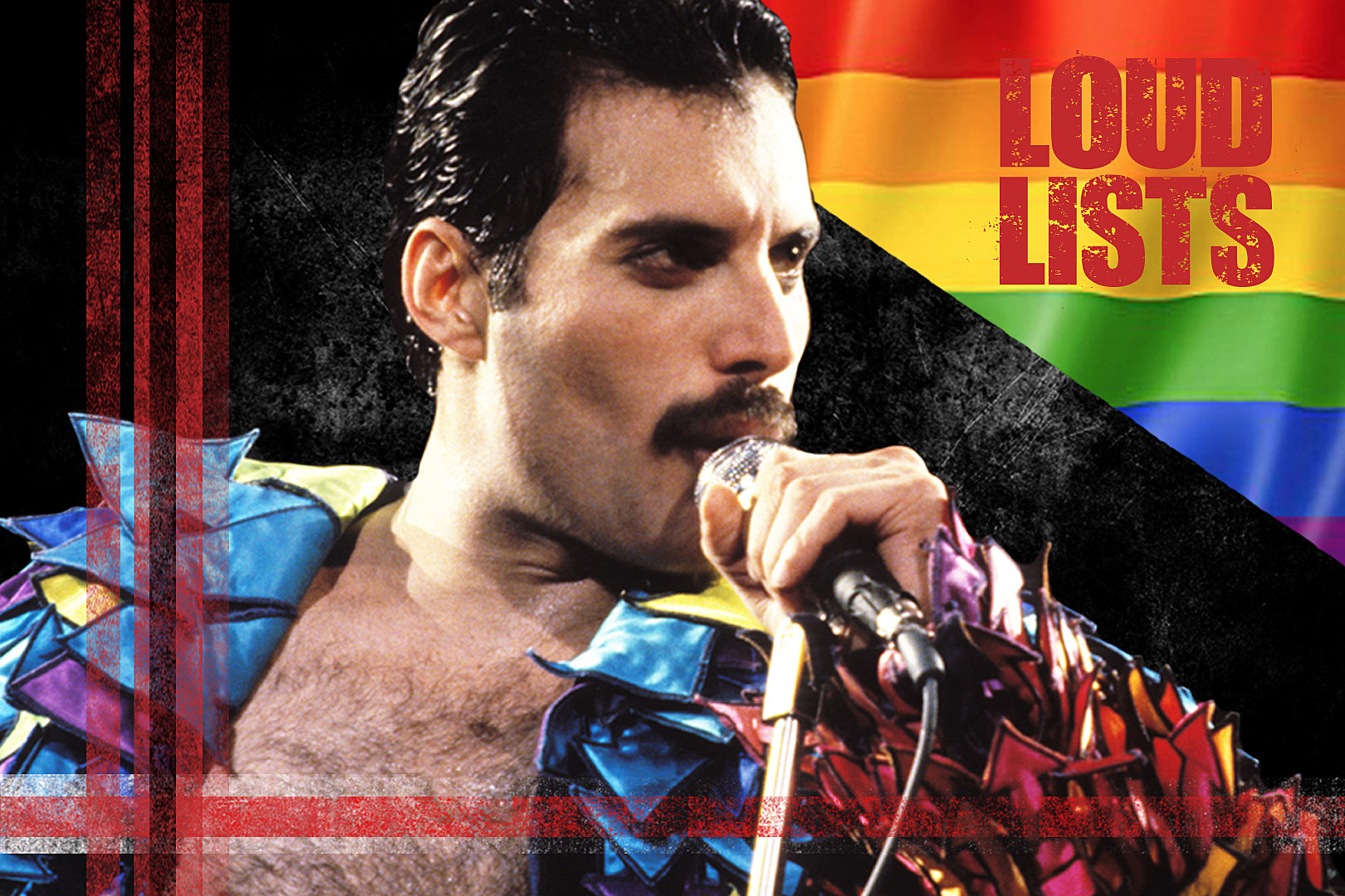 Top 10 LGBT Icons in Rock + Metal