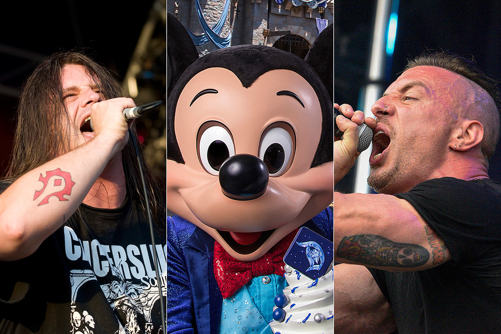 13 Rock + Metal Bands Banned by Disney | The Rock of Rochester