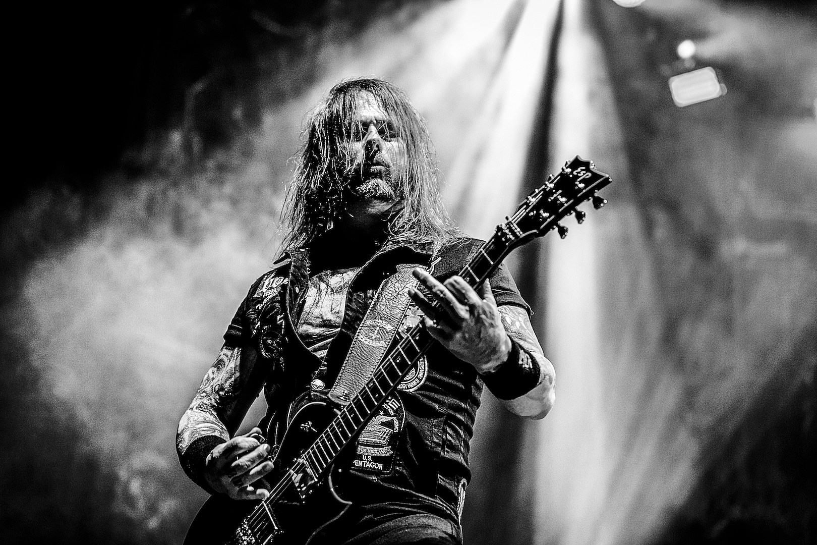 Gary Holt Plays His Favorite Riffs, Offers Exodus Album Update