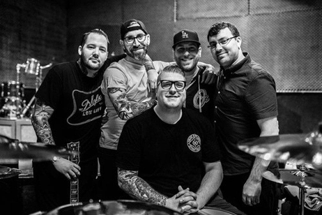 The Ghost Inside Working With A Day to Remember, Fit for an Autopsy Musicians