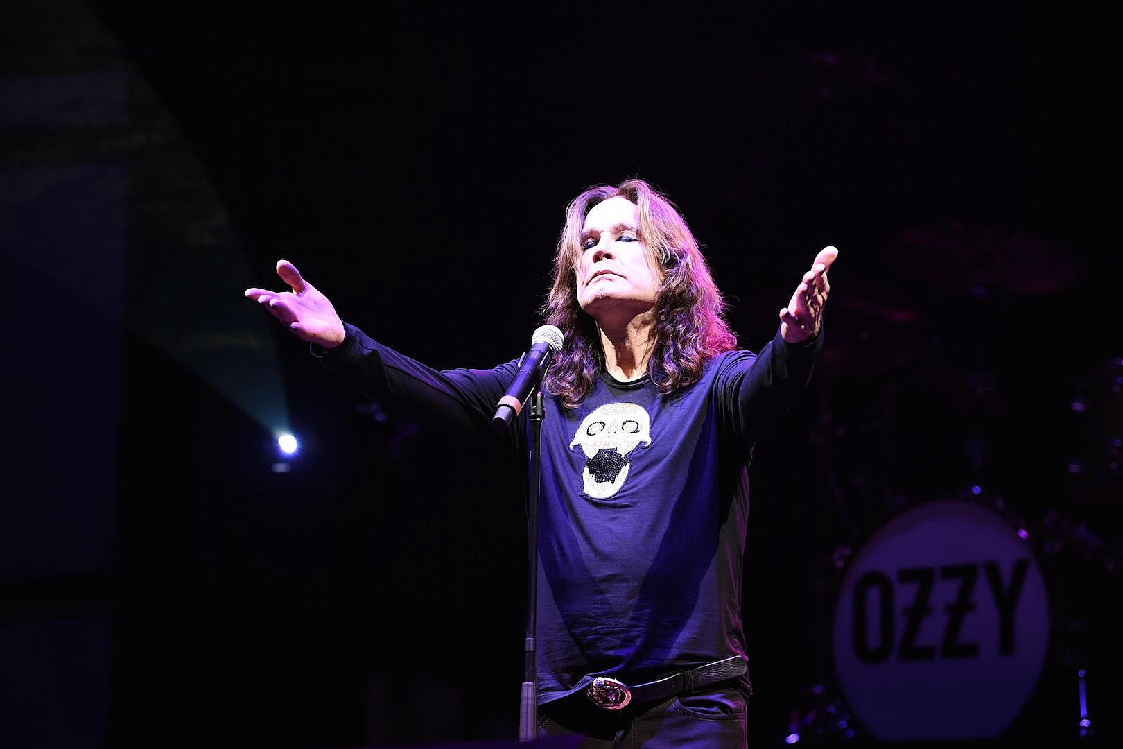 Terminally Ill Drummer Granted Platinum Discs by Ozzy Osbourne