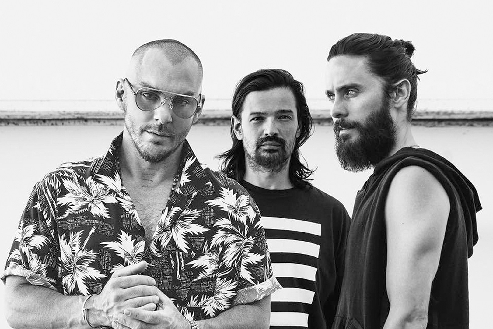 30 Seconds To Mars Guitarist Leaves Band Becomes Duo