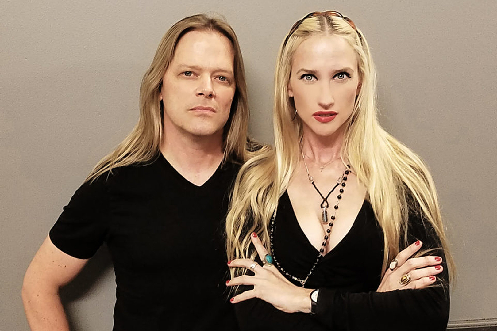 Huntress' Jill Janus Teams With Trans-Siberian Orchestra's Angus Clark for 'Victory: The Rock Opera'