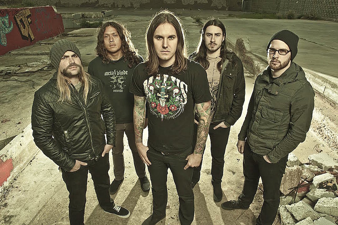 As I Lay Dying to Embark on 2019 U.S. Tour
