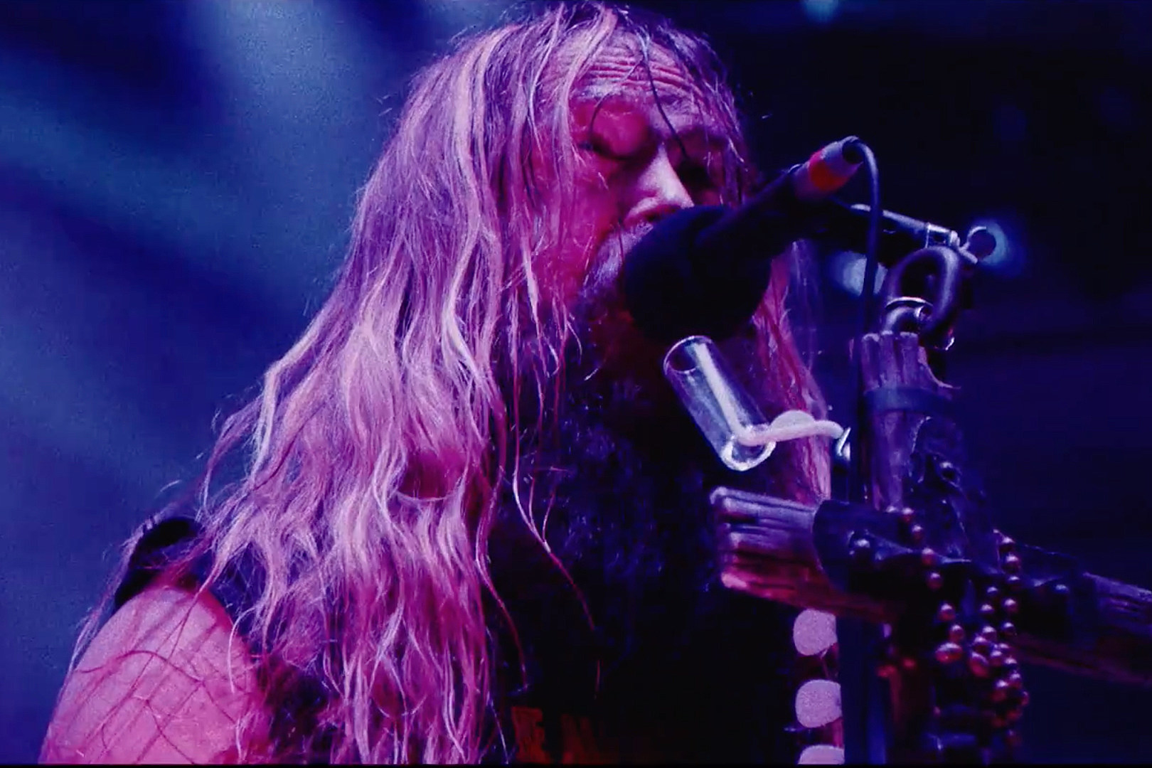 Black Label Society Showcase Live Chops in 'Trampled Down Below' Video