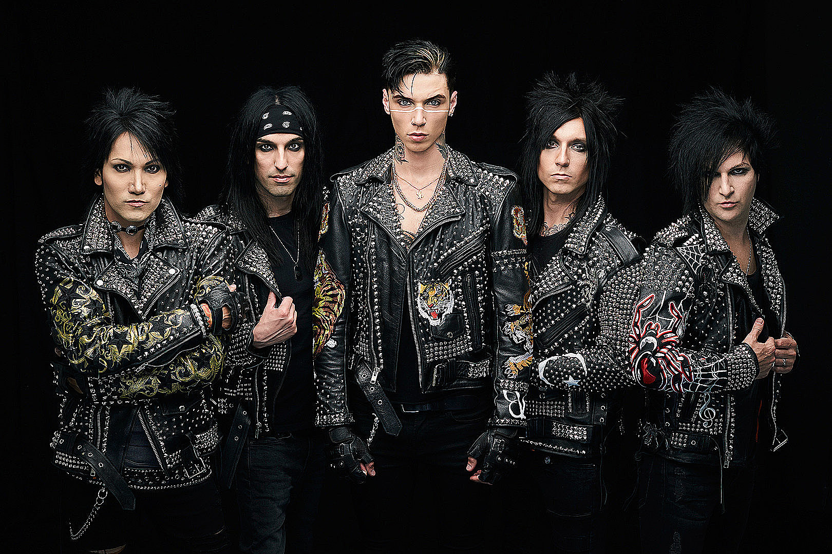 Black Veil Brides Breaking Up After Warped Tour, Says Bassist