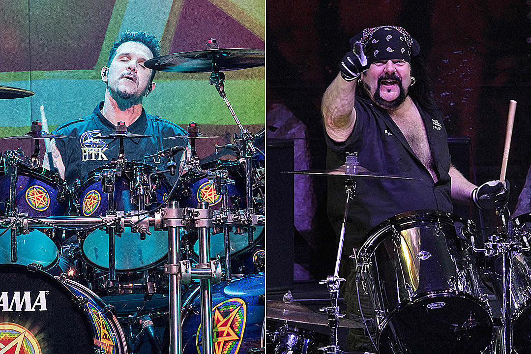 Anthrax's Charlie Benante: If Big 4 Bands Had a Baby It Would've Been Pantera