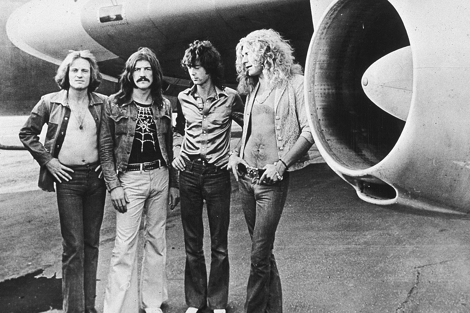Led Zeppelin May Be Preparing to Stream Archival Concerts