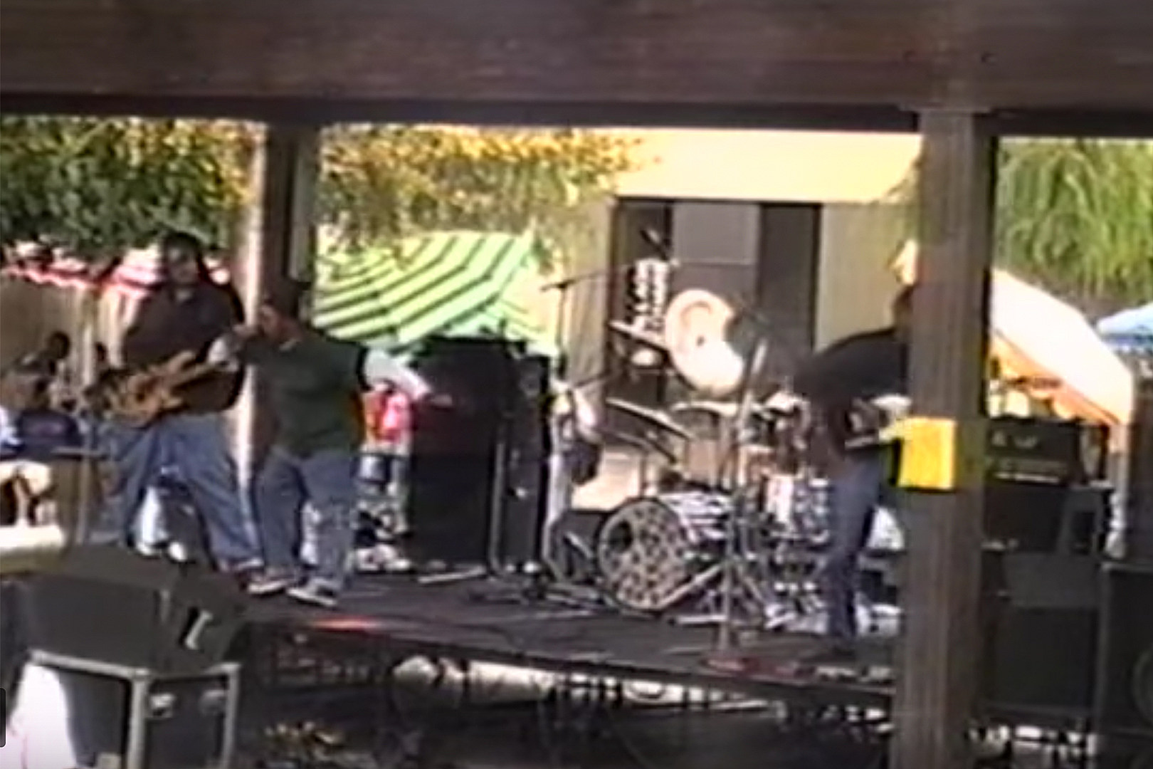 Watch Rage Against the Machine Play First Show 26 Years Ago