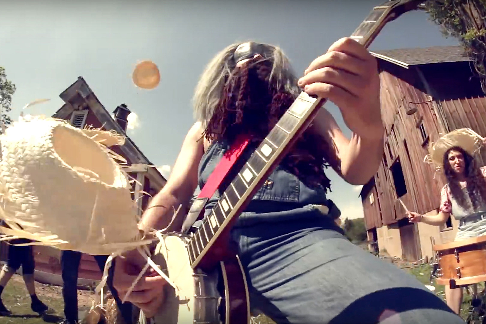Rob Scallon Delivers Banjo Version of Gojira's 'The Heaviest Matter in the Universe'