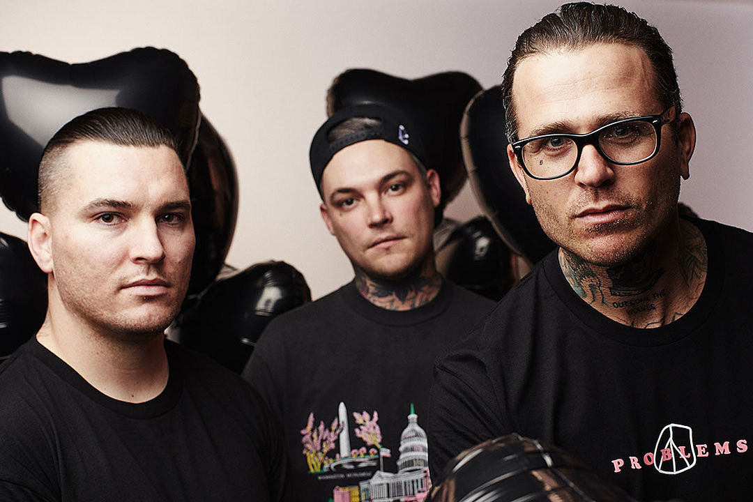 The Amity Affliction Lead New Album With Dark 'Ivy (Doomsday)' Video