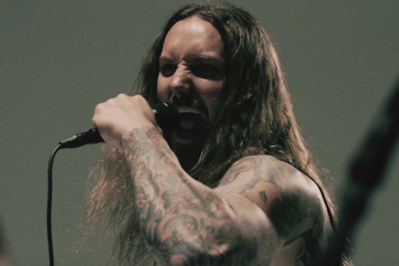 As I Lay Dying's Tim Lambesis Pursuing Master's Degree in Social Work