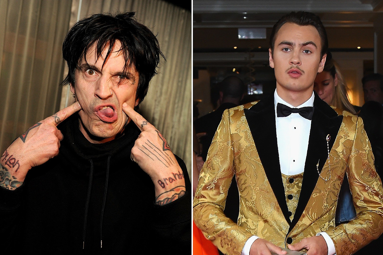 Tommy Lee's Son Brandon Offers to Pay for Father's Rehab