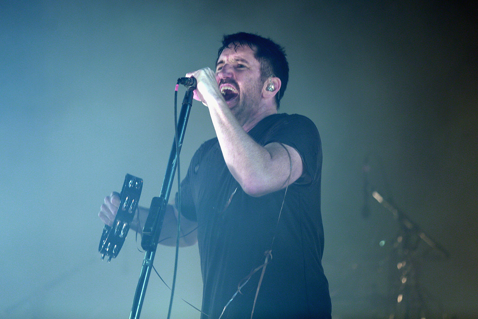 Reznor: Kanye West Ripped Off Nine Inch Nails\' Stage Production