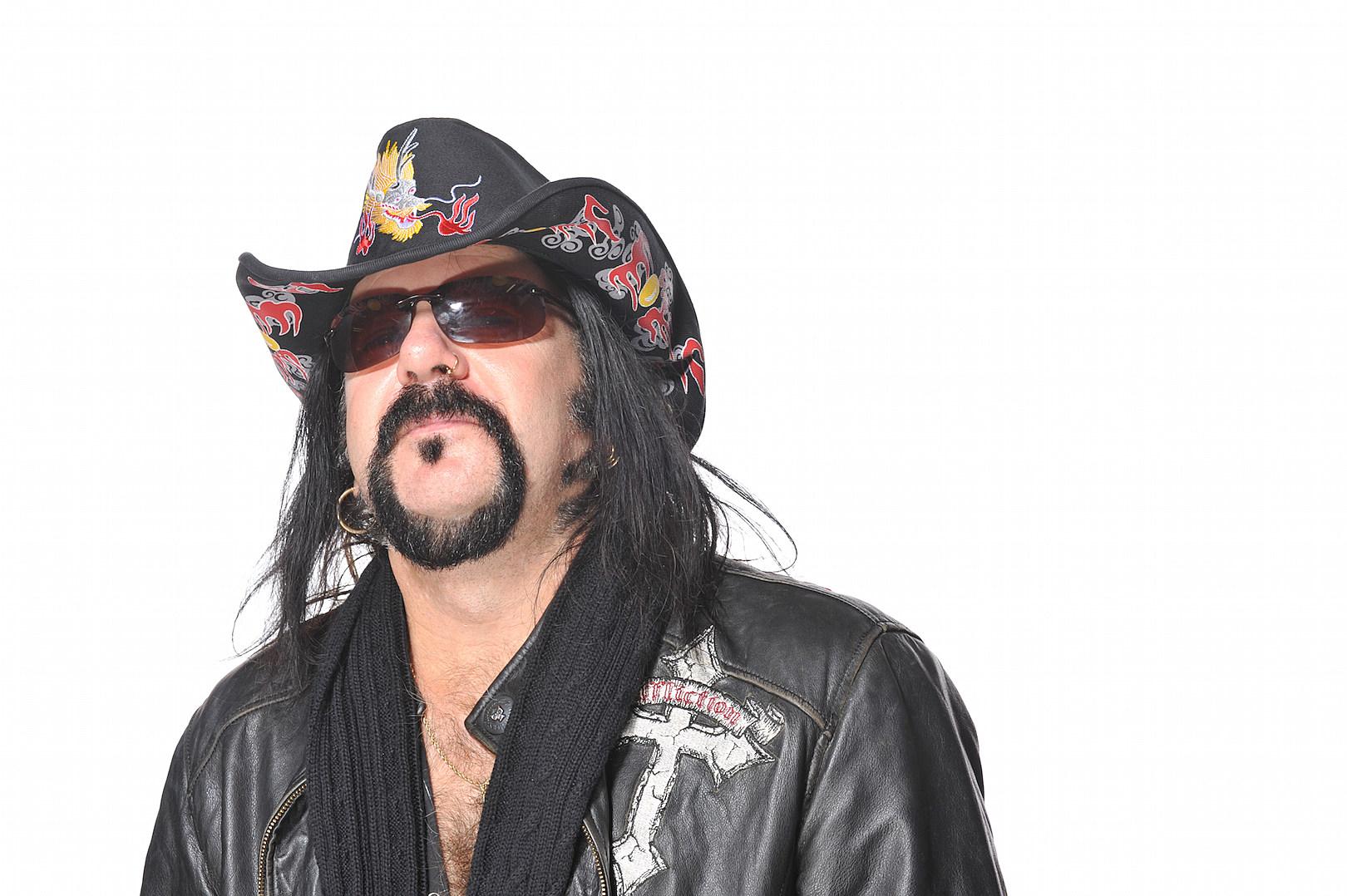 Pantera Legend Vinnie Paul Dead at 54