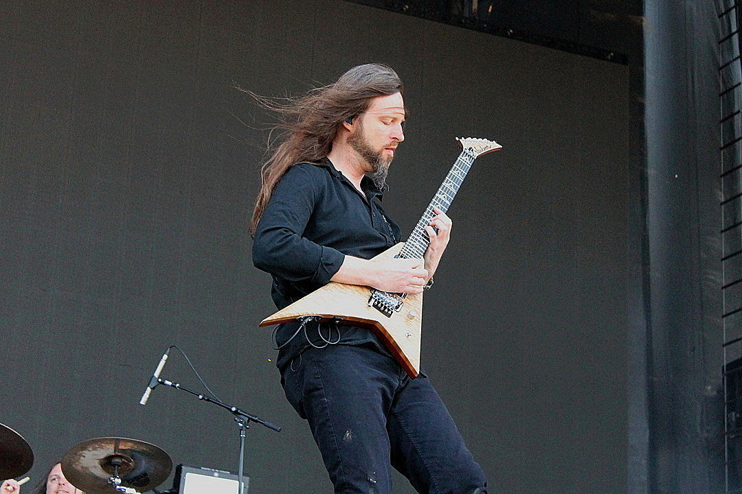 Report: Oli Herbert's Widow in Financial Dispute With All That Remains, Death Investigation Remains Open