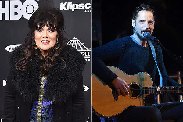 ann wilson unveils cover of audioslave s i am the highway. Black Bedroom Furniture Sets. Home Design Ideas