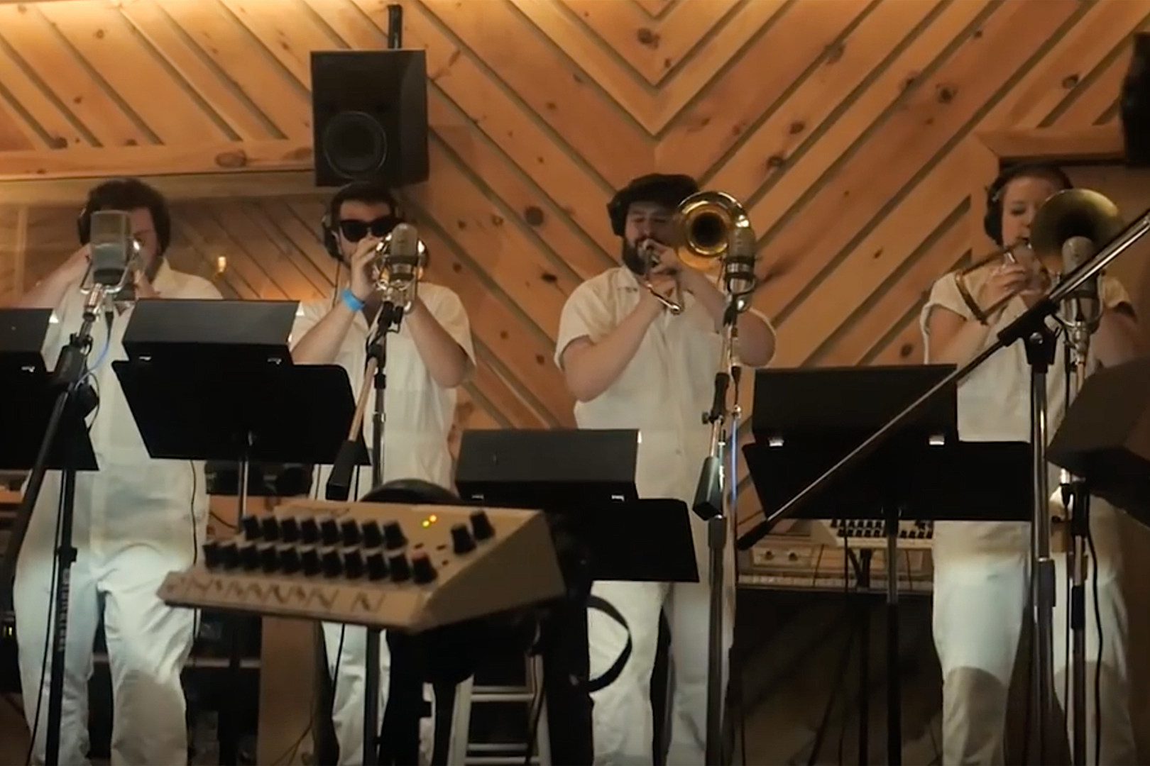 Brass Against Horn In on Tool Territory With Cover of 'The Pot'