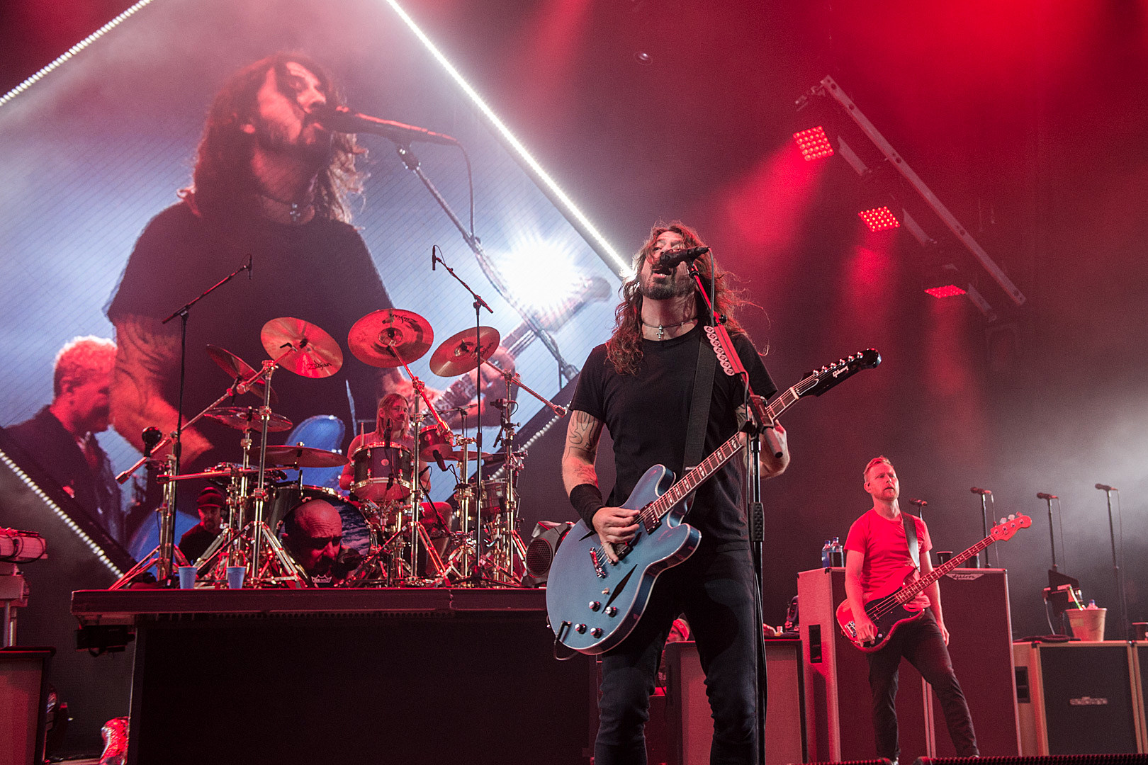 Foo Fighters Have Been Approached About Playing the Super Bowl