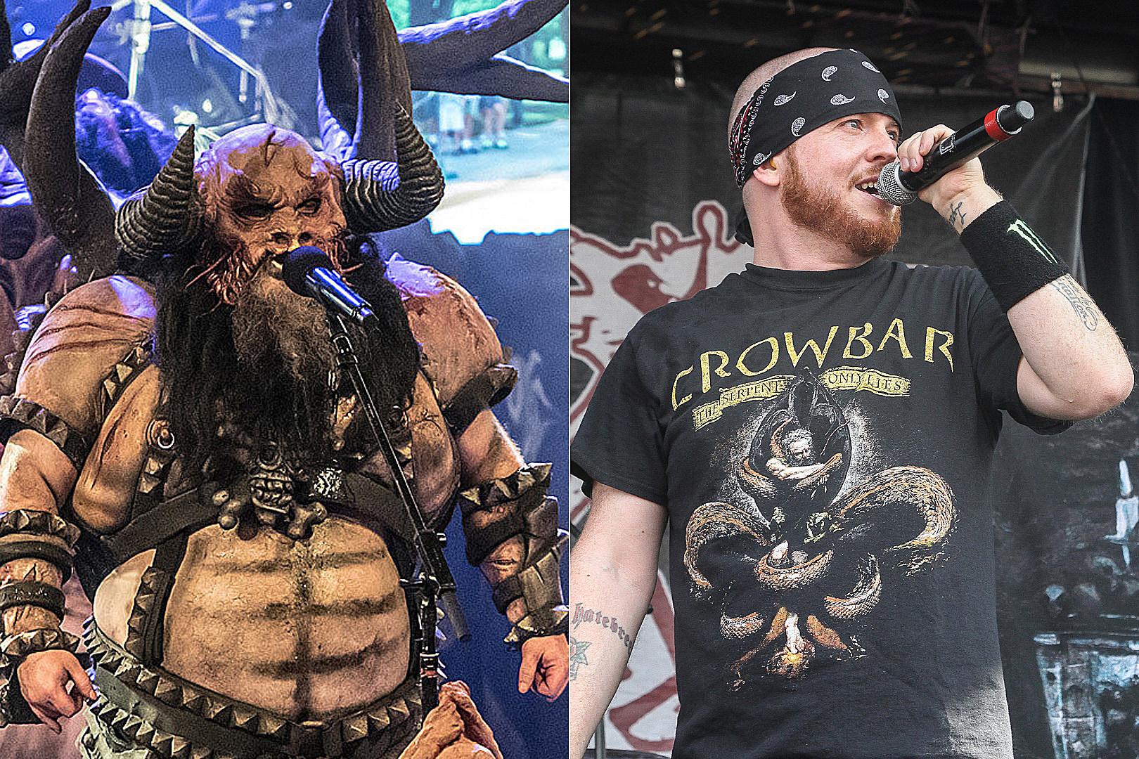GWAR + Hatebreed Bring 'Gore, Core, Metal + More' on Cross-Country Tour