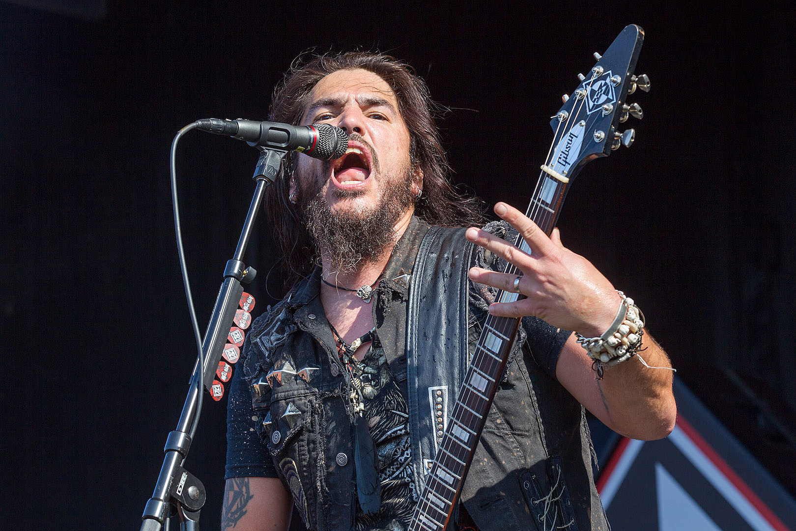 Machine Head's Robb Flynn Teases 'Vicious' New Song 'Do or Die'
