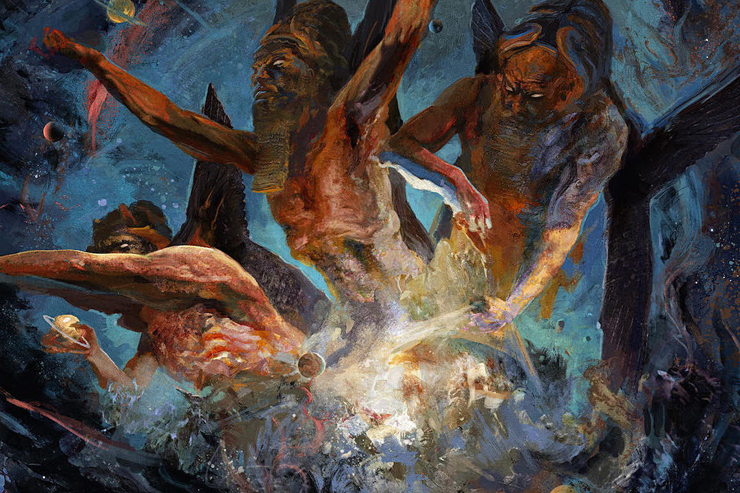 Krisiun's 'Demonic III' Deals Death on First 'Scourge of the Enthroned' Track