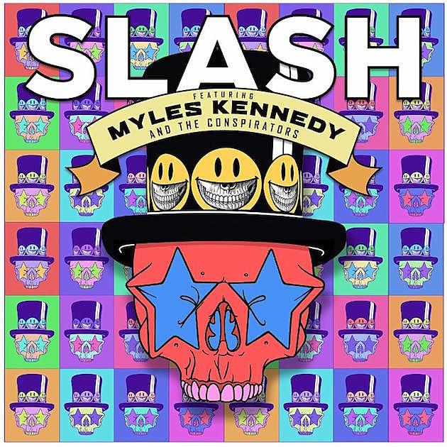 Slash Myles Kennedy Release Driving Rain Share Album Details