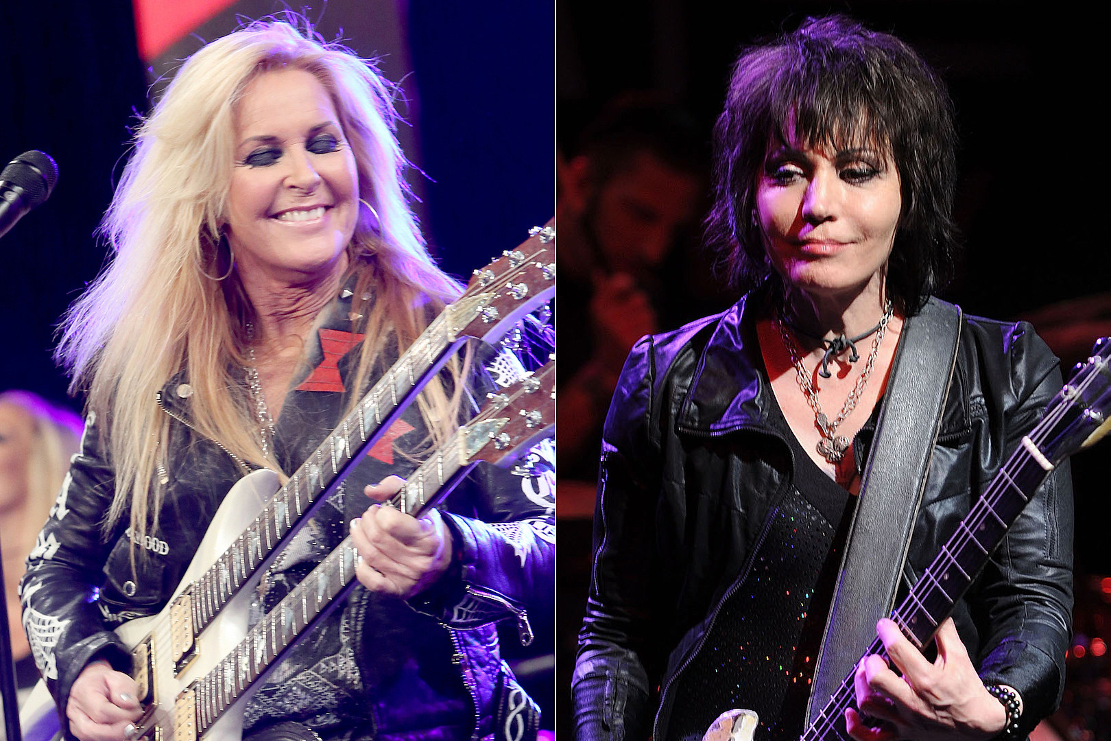 Lita Ford: I Don't Think I'll Ever Work With Joan Jett Again