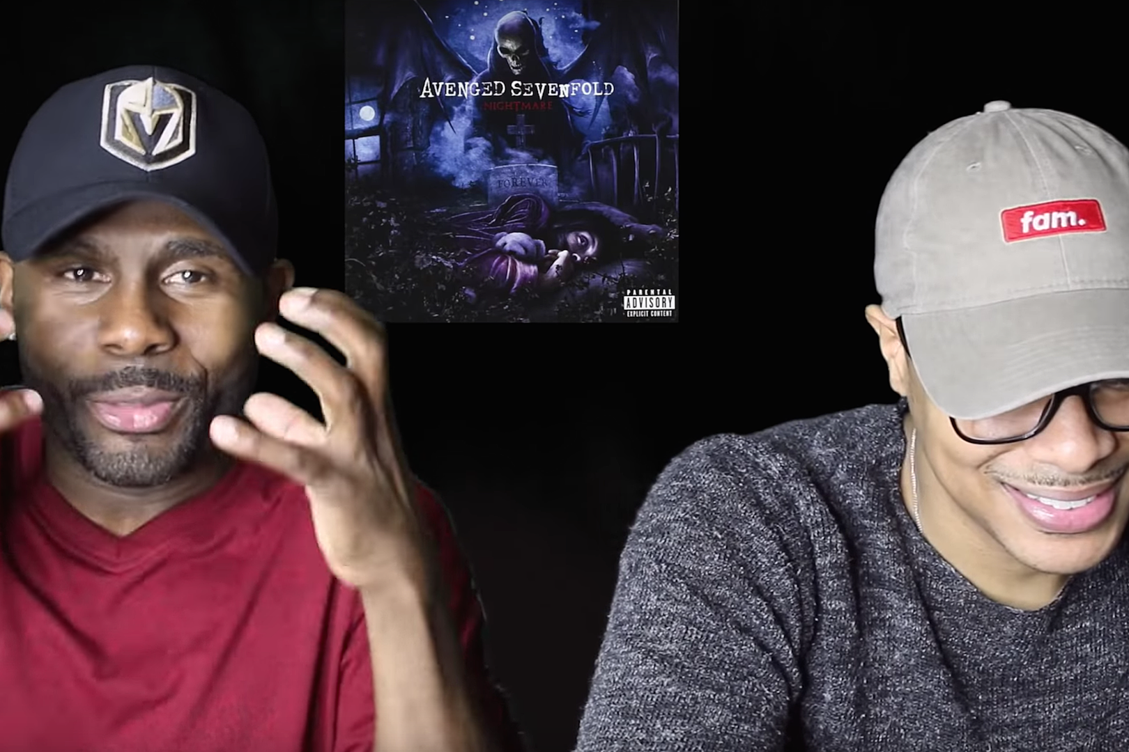 Lost in Vegas React to Avenged Sevenfold's 'Nightmare,' Don't Get the Hate