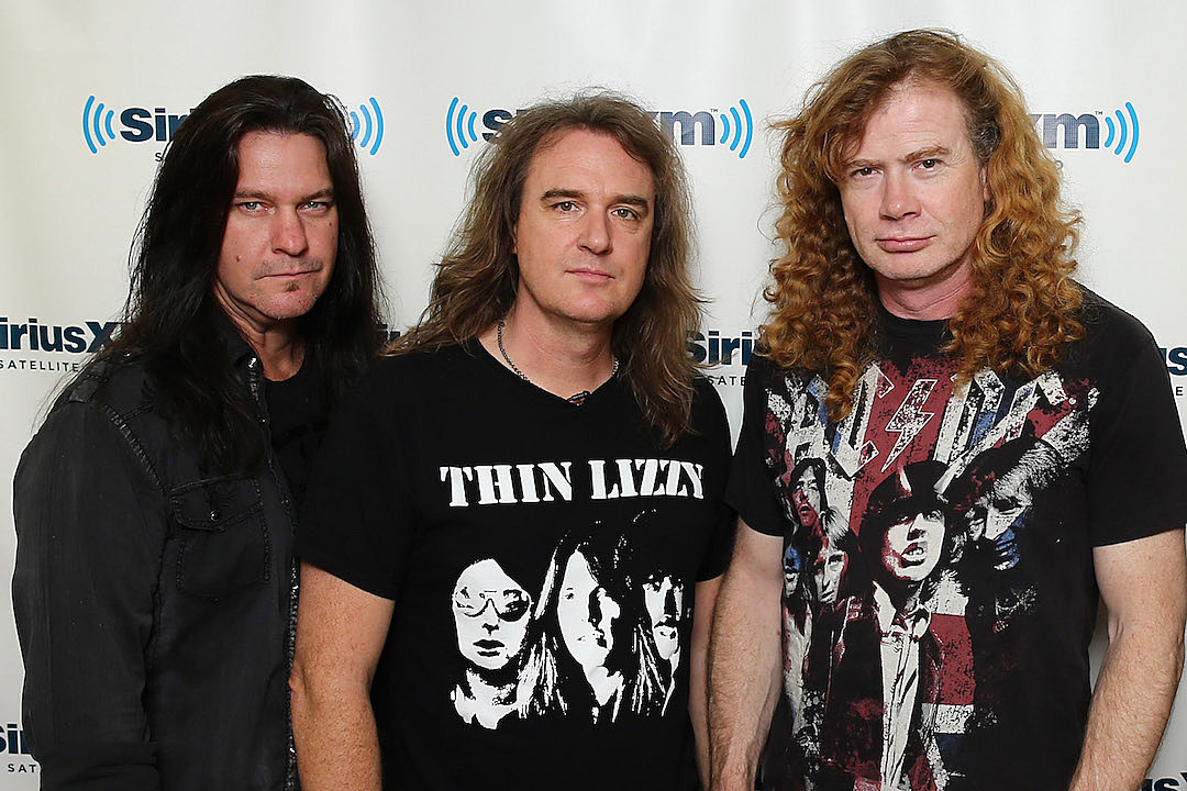 Shawn Drover's Text Message Brought David Ellefson Back to Megadeth