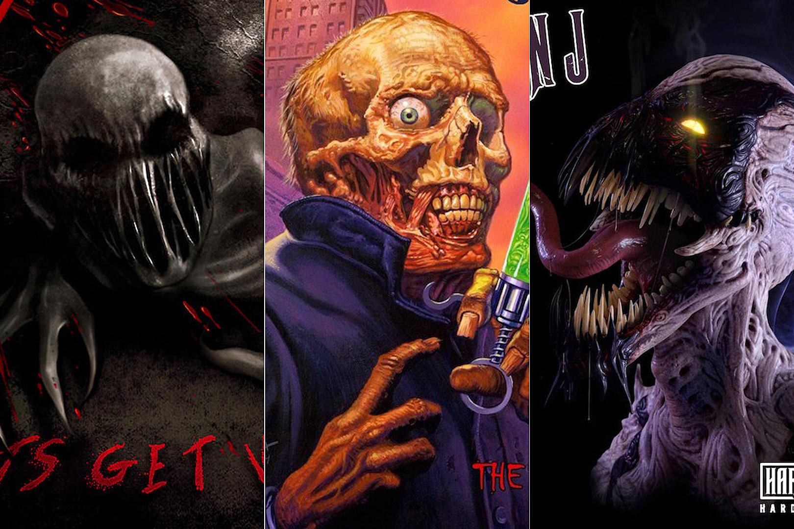 14 Album Covers That Look Metal But Aren't