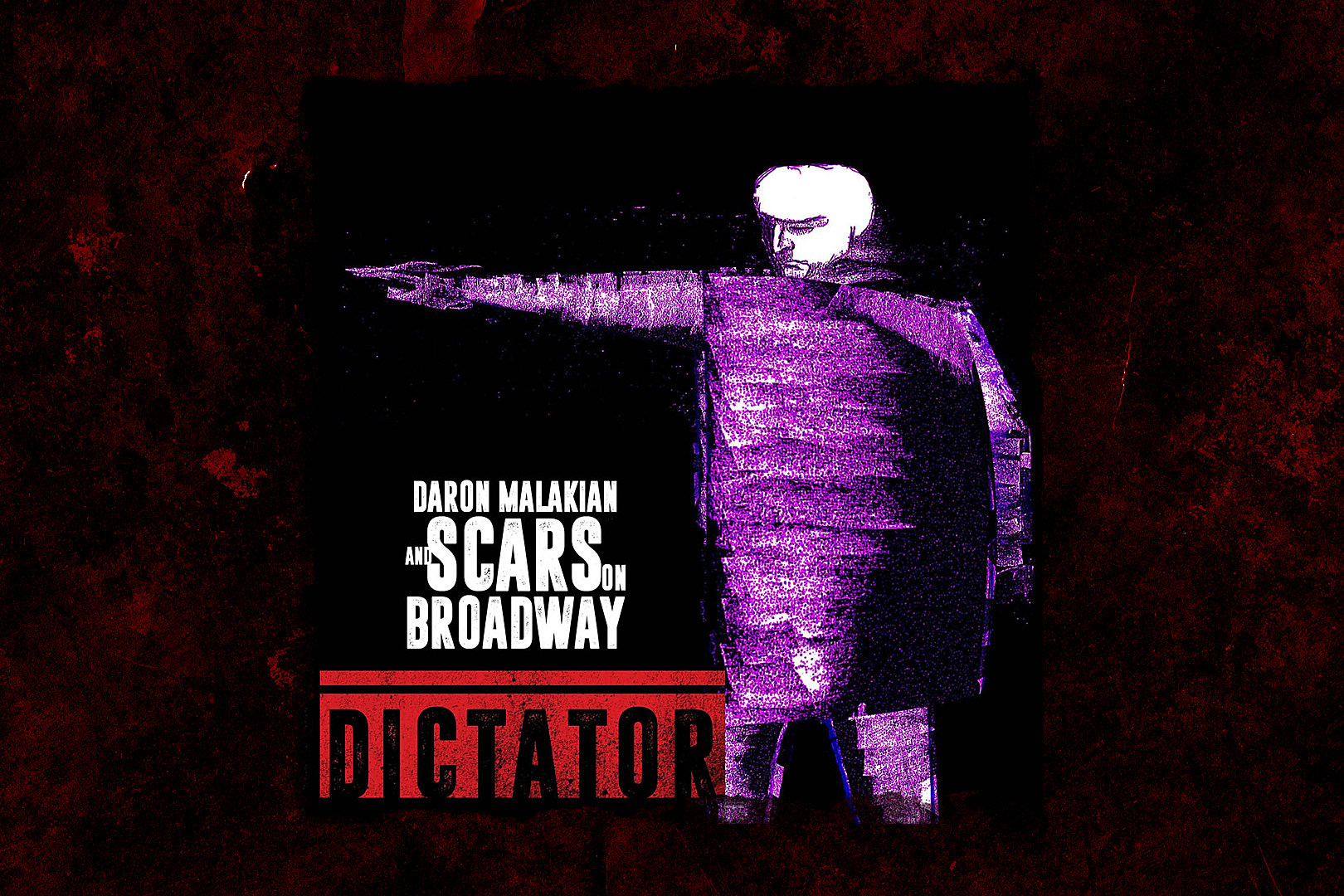 Scars on Broadway's 'Dictator' Has Shades of System Of A Down