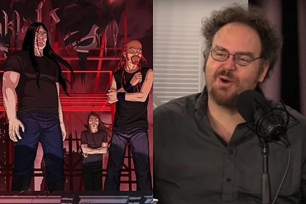 Metalocalypse Director Jon Schnepp in Critical Condition