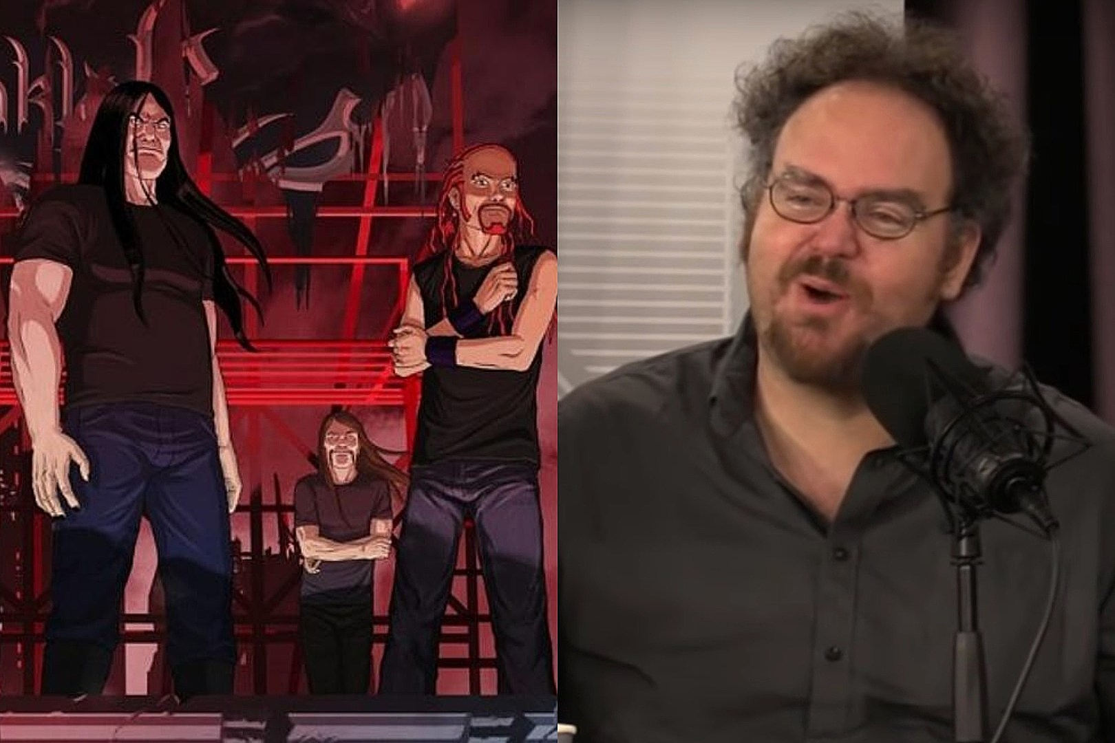 'Metalocalypse' Director Jon Schnepp on Life Support