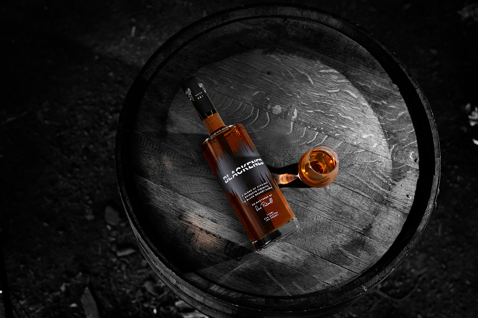 Metallica Introduce 'Blackened,' a Blended American Whiskey